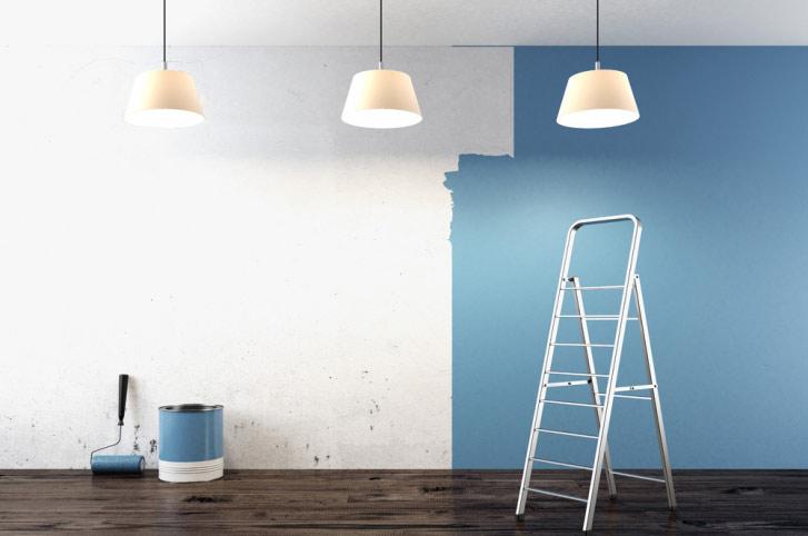 Accentmuur Schilderen Tips Kleuren Muren Kiezen