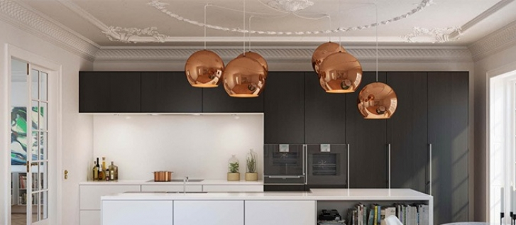 Copper Shade hanglamp – Tom Dixon