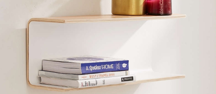 Woodrow Shelf wandrek – Umbra