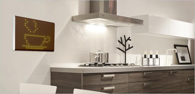 Design Wandlamp Keuken : tiLumi Talk - De sociale design wandlamp