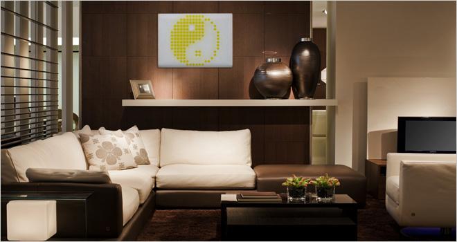 tilumi talk de sociale design wandlamp