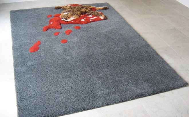 Fotospecial originele tapijten - Moderne tapijten ...