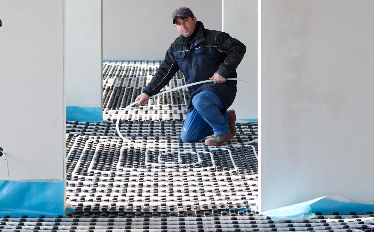 Wat kost vloerverwarming per meter