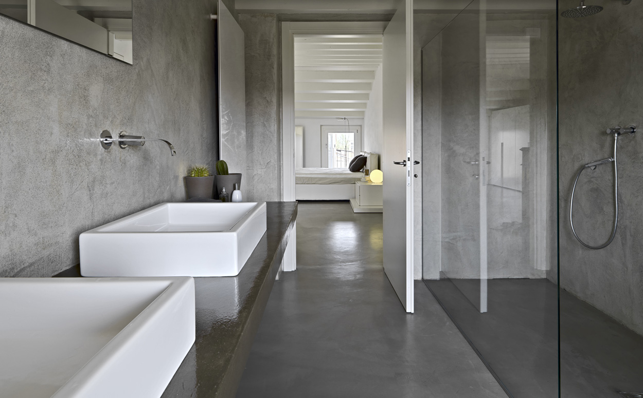 Beton Afwerking Badkamer : Beton afwerking badkamer u devolonter