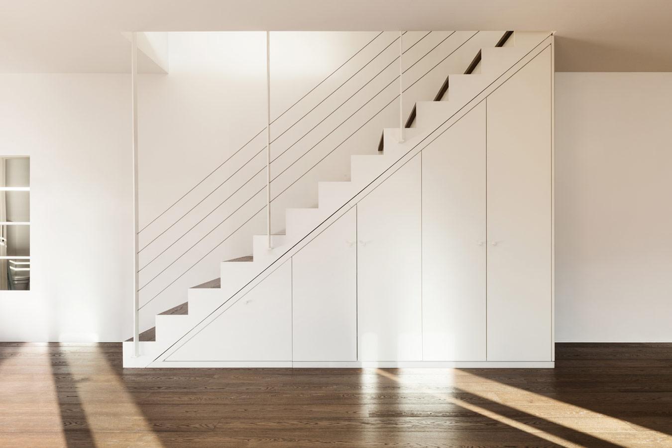 Zoldertrap inspiratie populaire soorten - Idee voor trappen ...