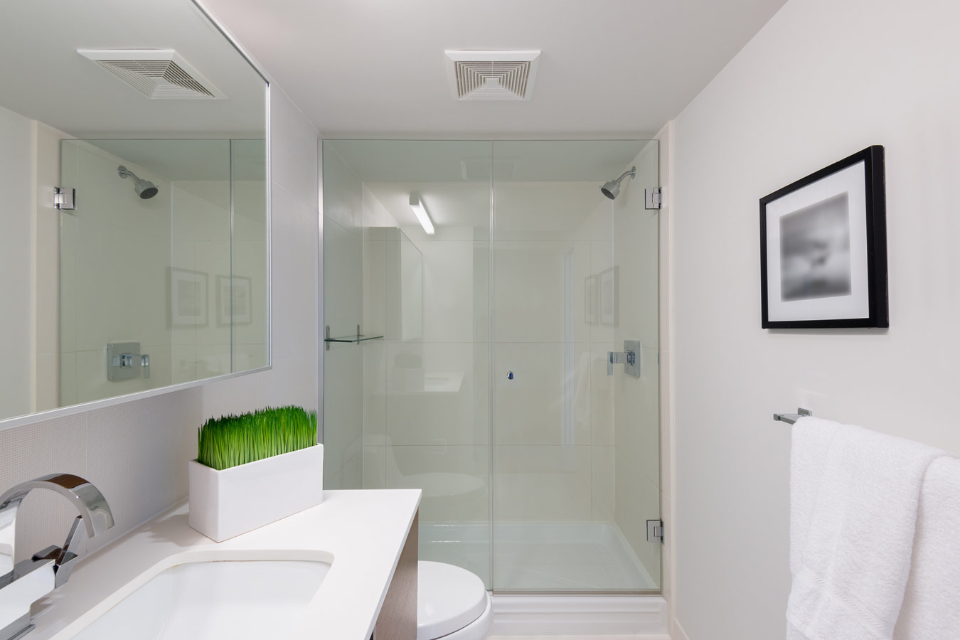 Glazen douchewand plaatsen tips en inspiratie foto 39 s - Italiaanse gesloten douche ...