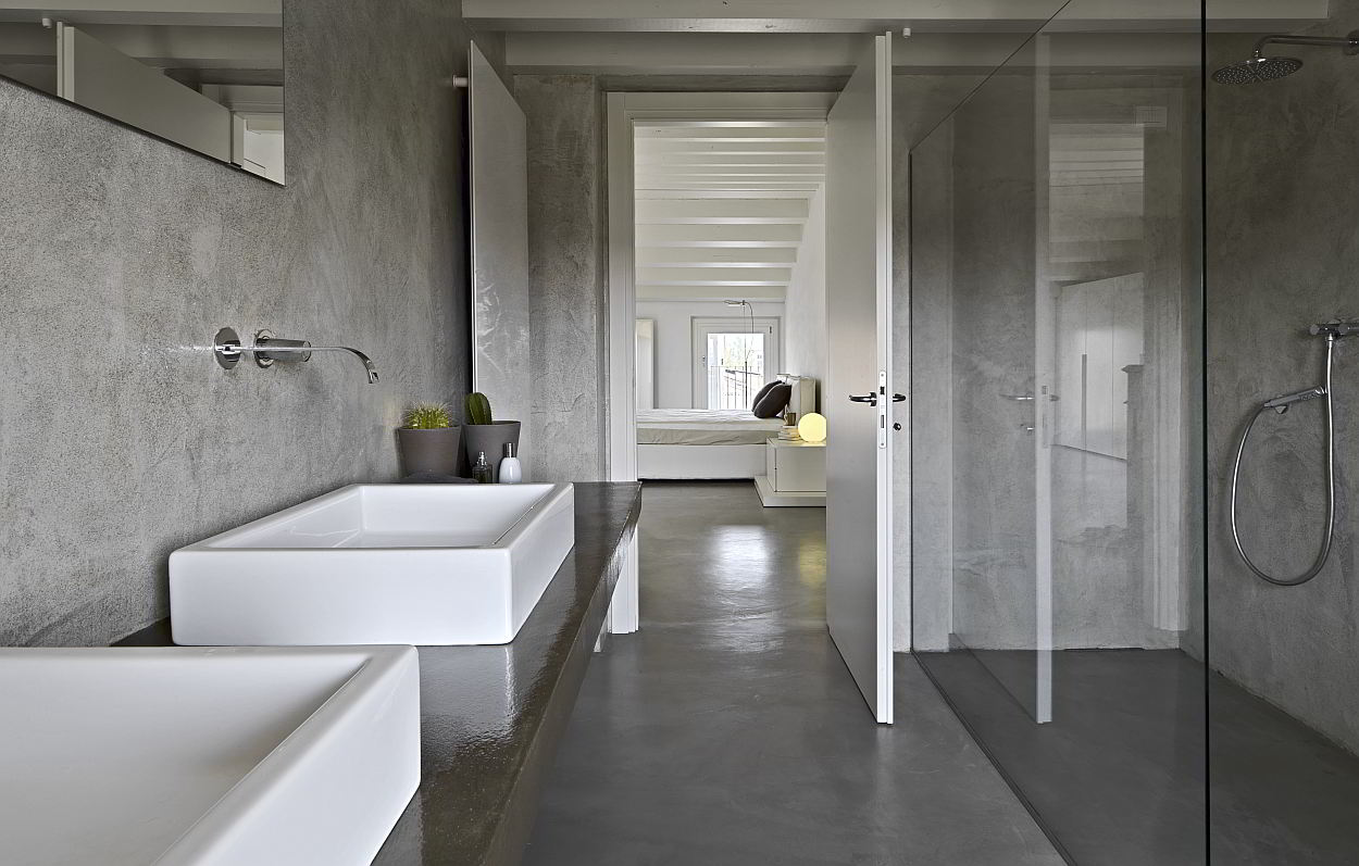 Badkamer ideeen zonder tegels ~ consenza for .