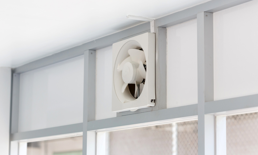 Verwarming In Badkamer ~ Badkamer verluchten Tips badkamerventilator plaatsen