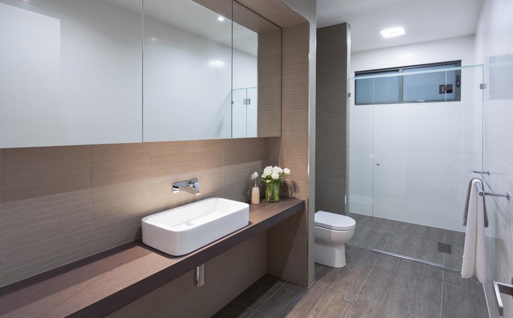 Badkamertegels kiezen tips en praktische weetjes - Kleur idee ruimte zen bad ...