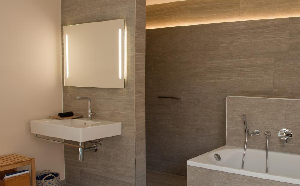 voor een geslaagde badkamerverlichting
