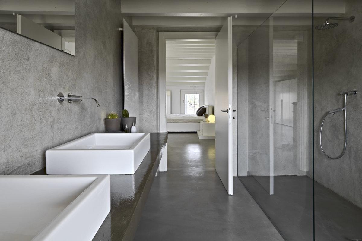 Beton cire badkamer Mogelijkheden, Plaatsing & Prijs [ + ...