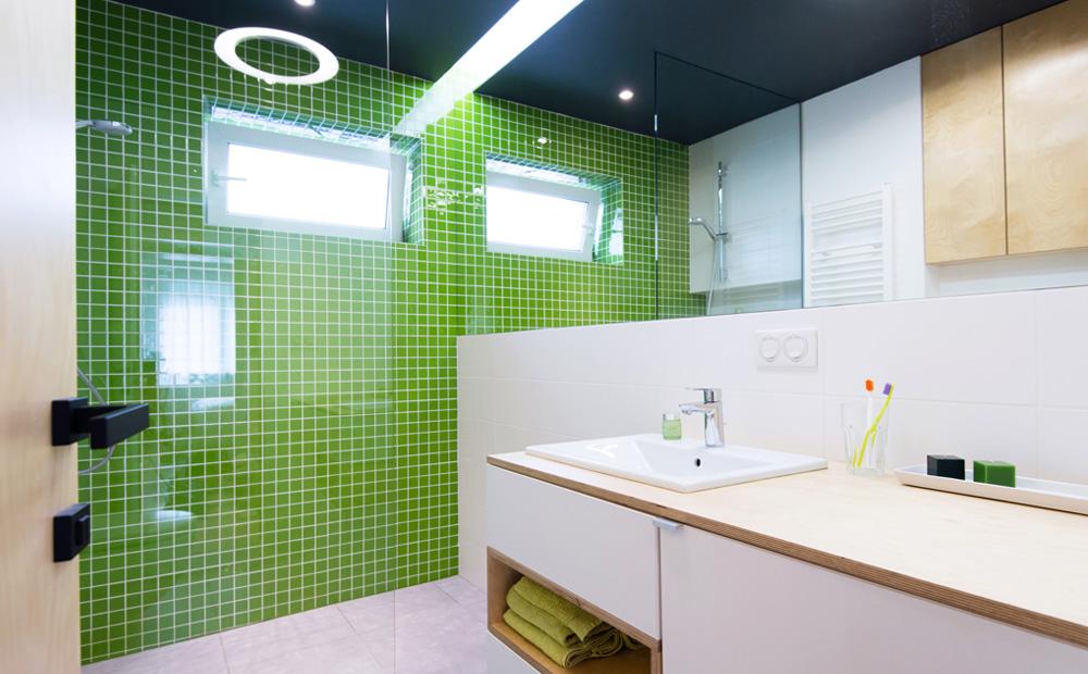 Kleine badkamer inrichten slimme tips inspiratie - Kleur idee ruimte zen bad ...