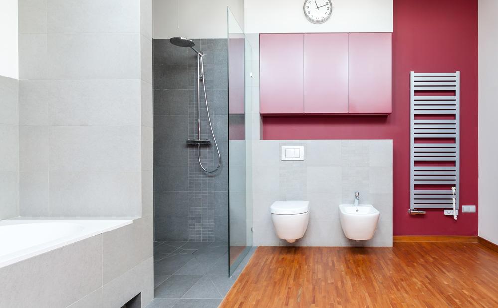 Tips voor een tijdloze badkamer - Foto kleine badkamer ...