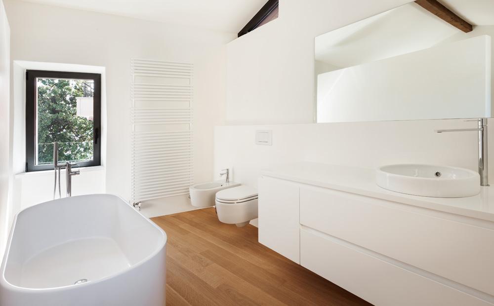 tips voor een tijdloze badkamer