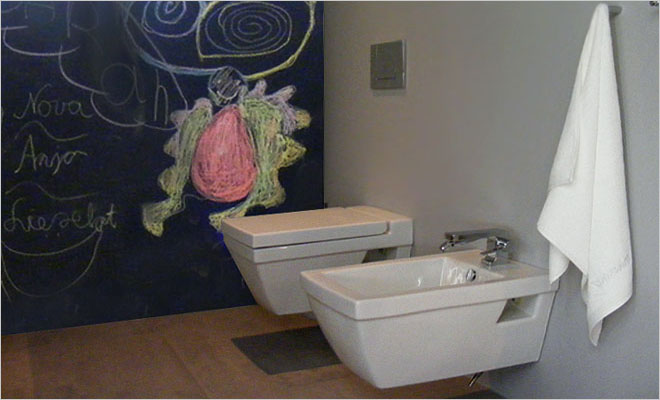 Toilet Verbouwen Ideeen : Het kleinste kamertje inrichten: tips en originele ideeën