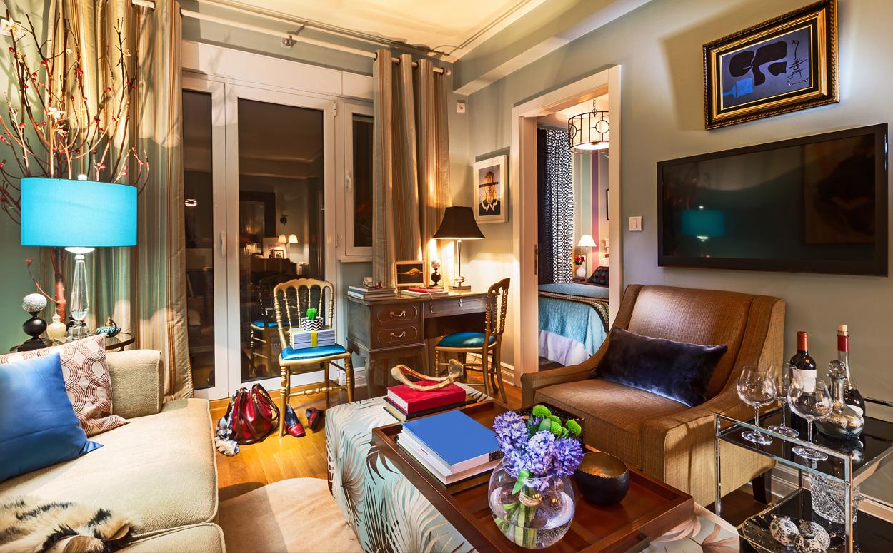 De metropolitan stijl een stijlvol en uitbundig interieur for Eclectische stijl interieur