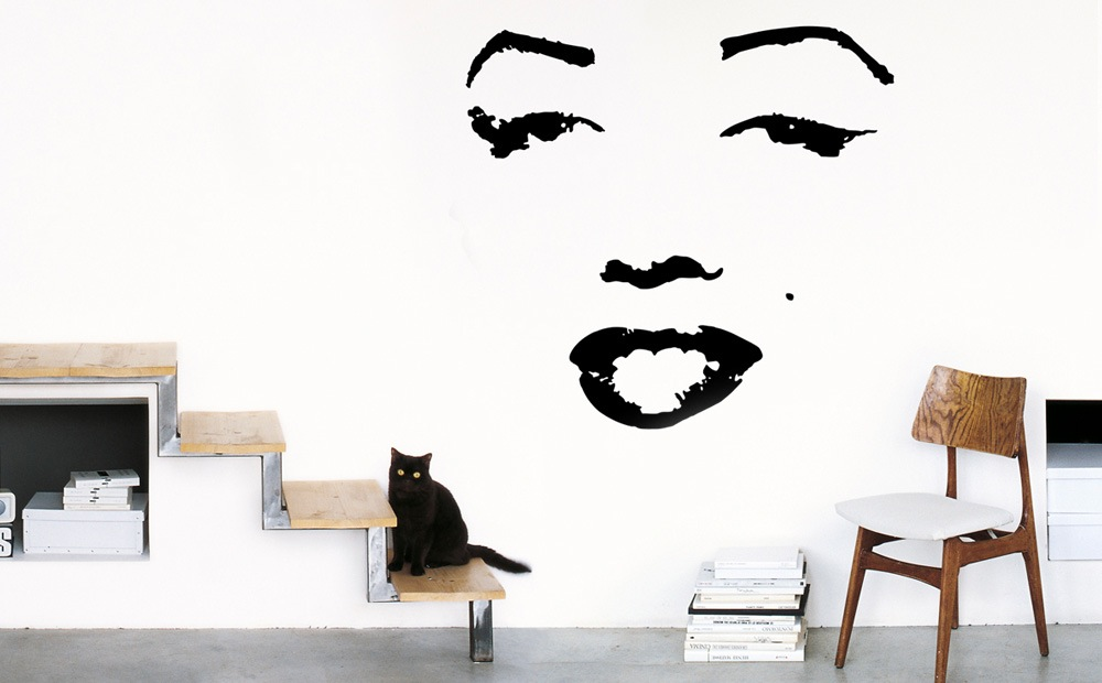 Marilyn Monroe Interieur