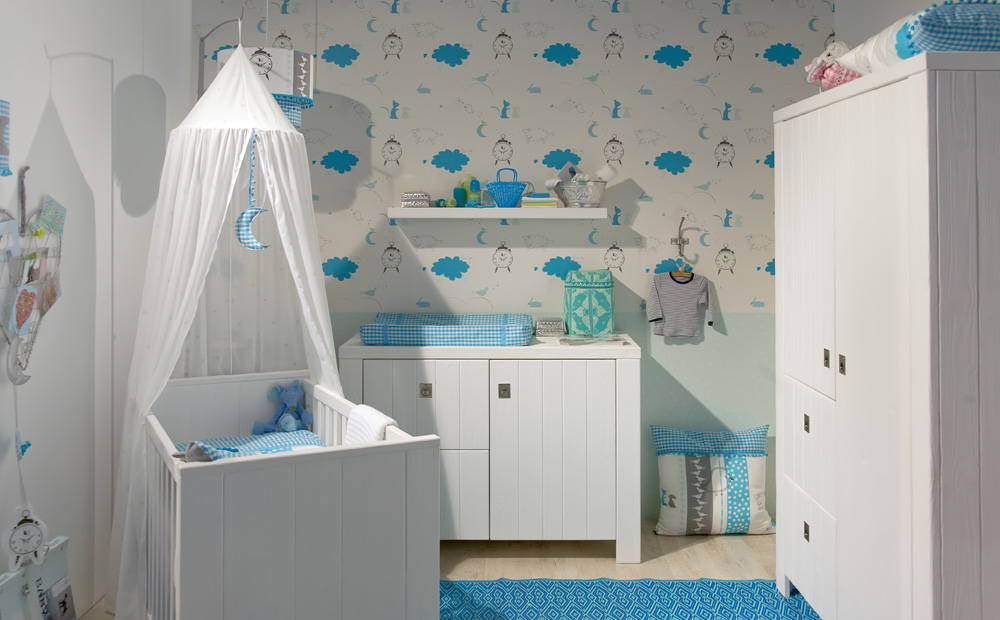 Tips voor de inrichting van de babykamer - Kamer inrichting ...