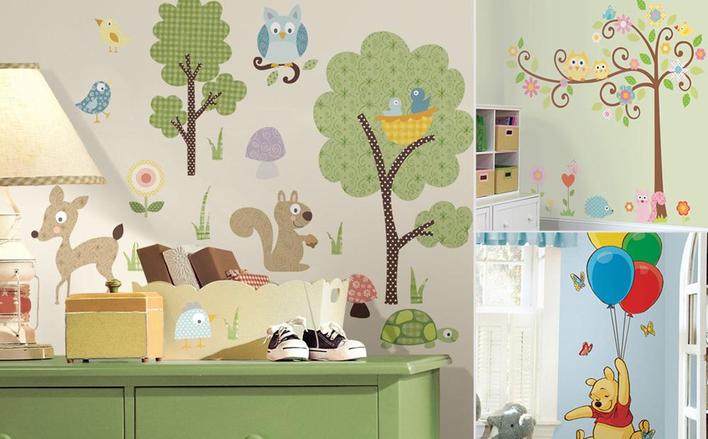 Tips voor de inrichting van de babykamer - Ongewoon behang ...