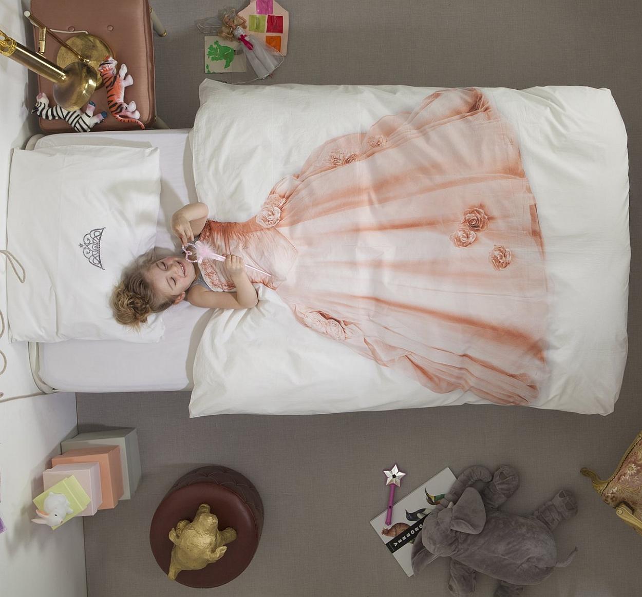 Snurk originele dekbedovertrek voor kinderen - Kamer originele kind ...