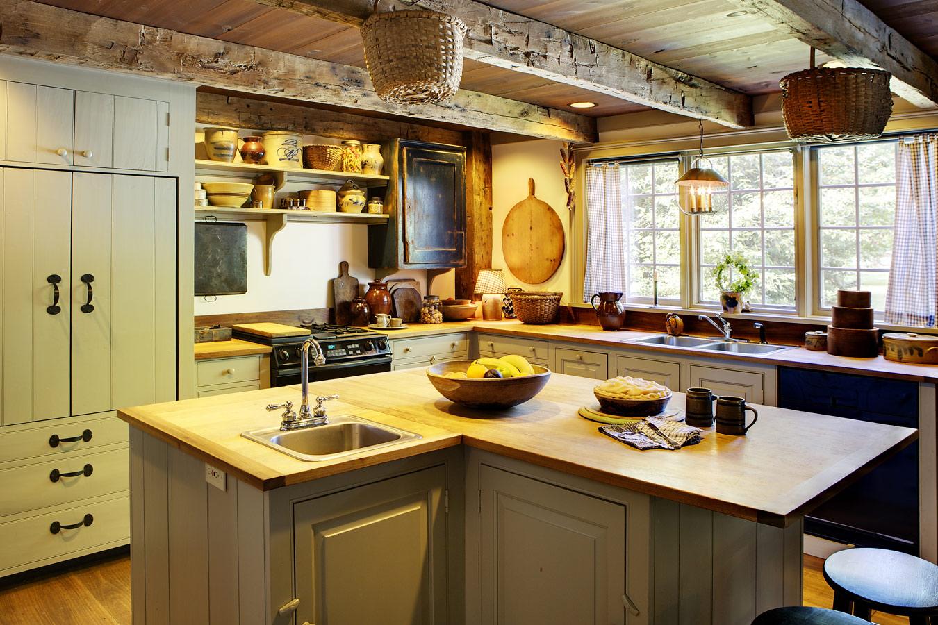 Landelijk Kleuren Keuken : Keuken met i cooking herveld vri interieur