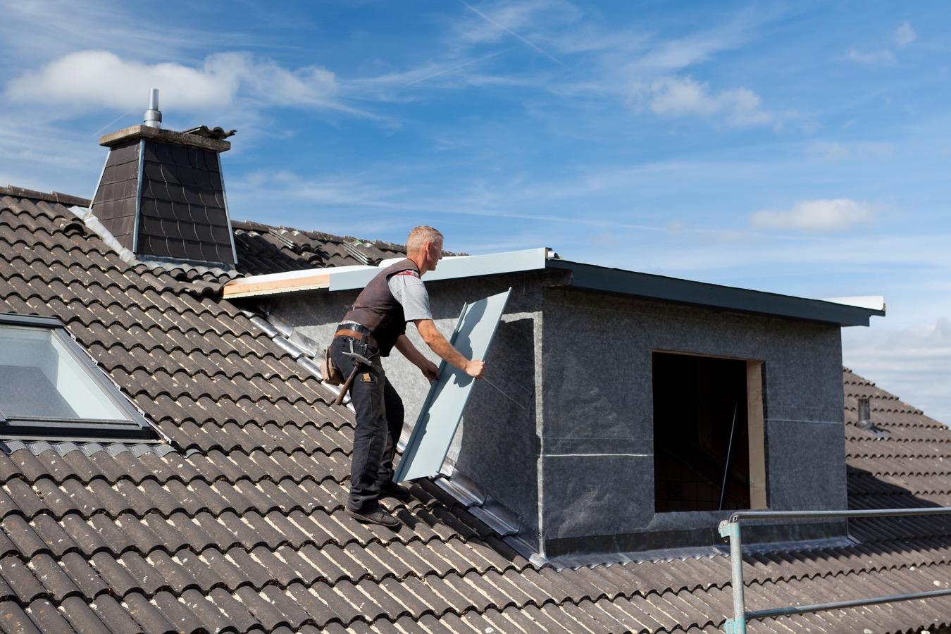 Een dakkapel plaatsen: Kosten u0026 vergunning