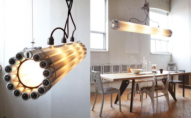 creatief met afval gerecycleerde meubels en woonaccessoires