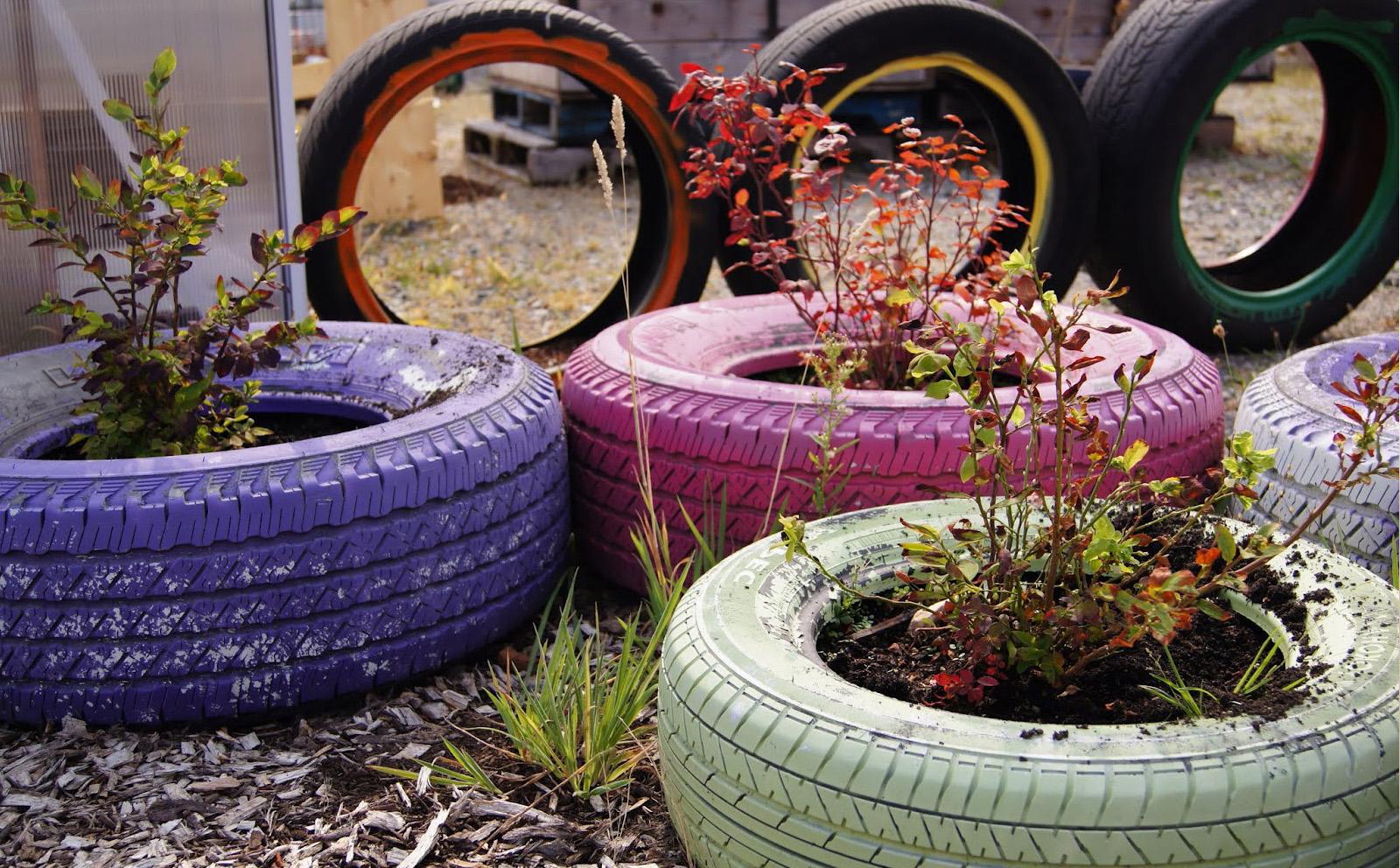 creatief met afval: Gerecycleerde meubels en woonaccessoires