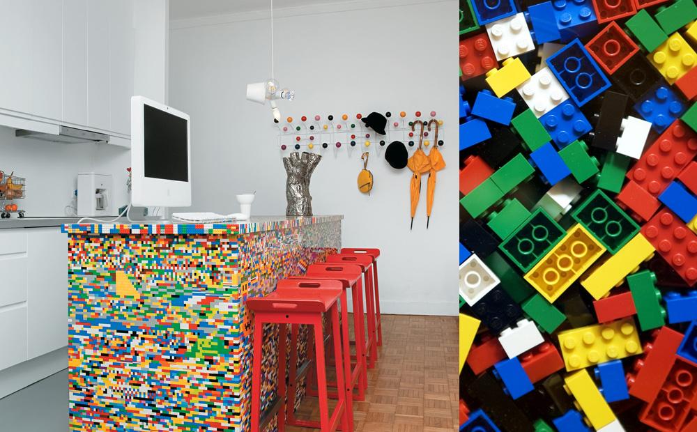 Creatieve Decoratie Ideeen.Creatief Met Lego Meubels En Decoratie Van Lego Blokjes