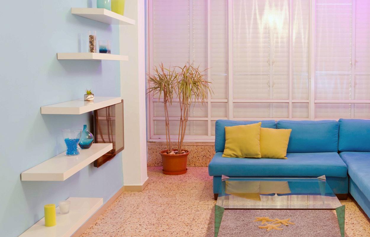10 tips voor het inrichten van een klein appartement - Ontwikkel een kleine woonkamer ...