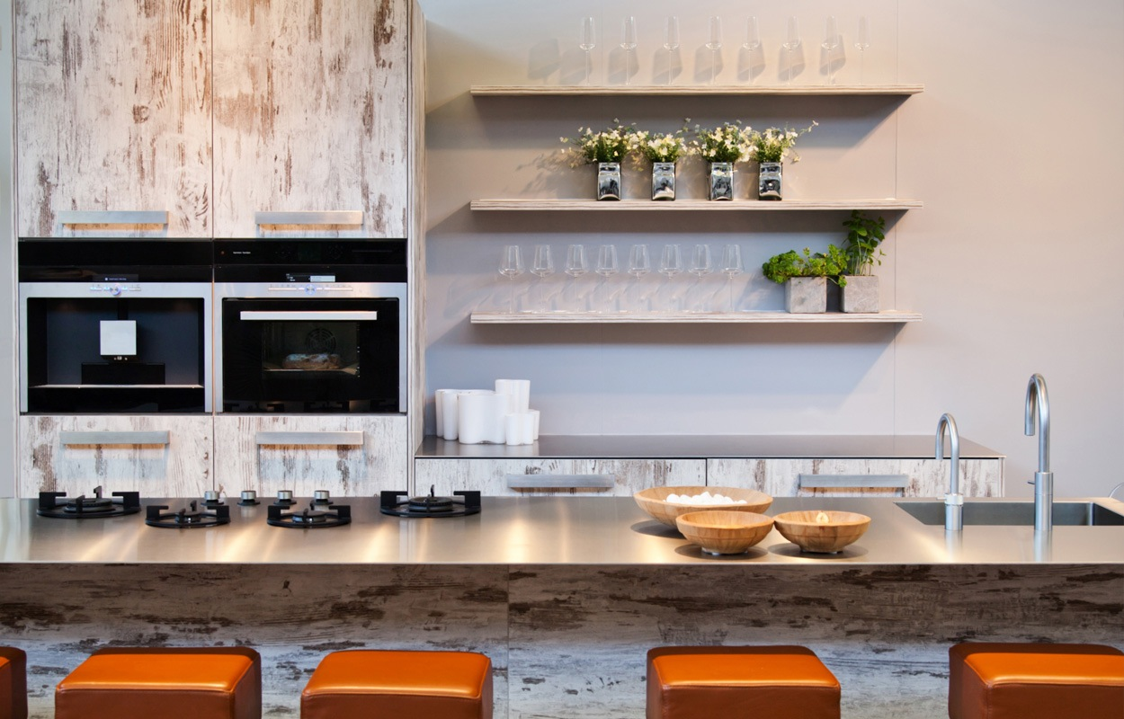 Kookeiland Appartement : Tips Voor Het Kleine Appartement Pictures to pin on Pinterest