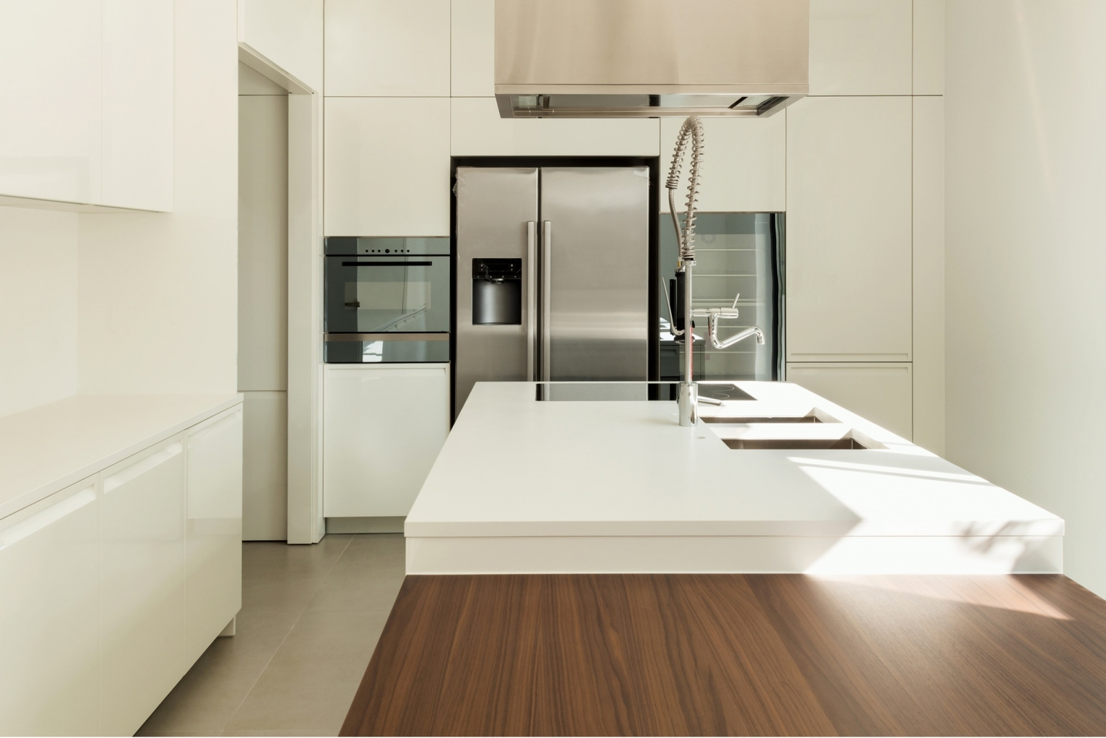 Corian keuken nadelen - Werkblad graniet prijzen keuken ...