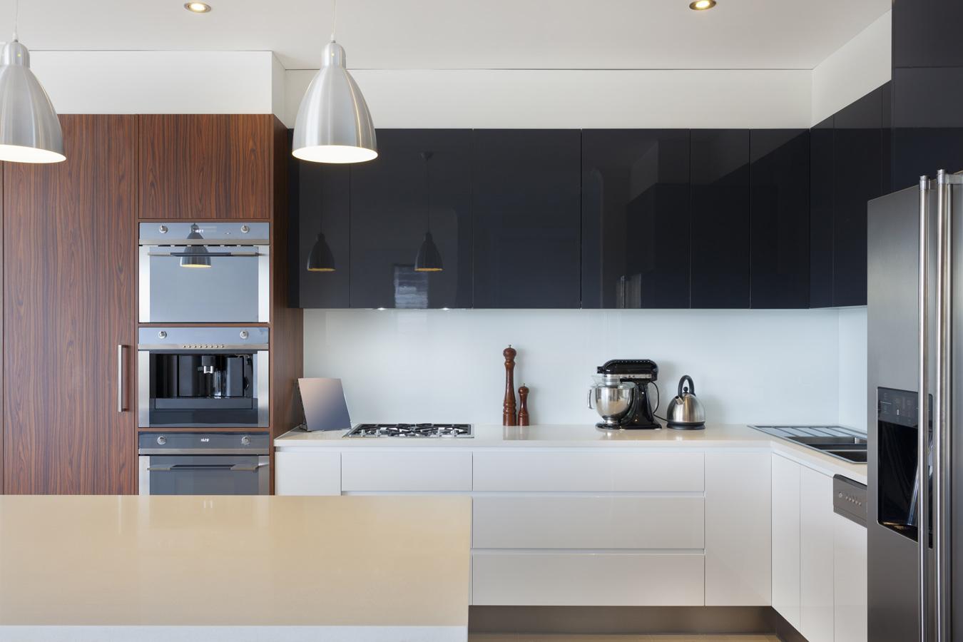 Keuken zonder frontjes