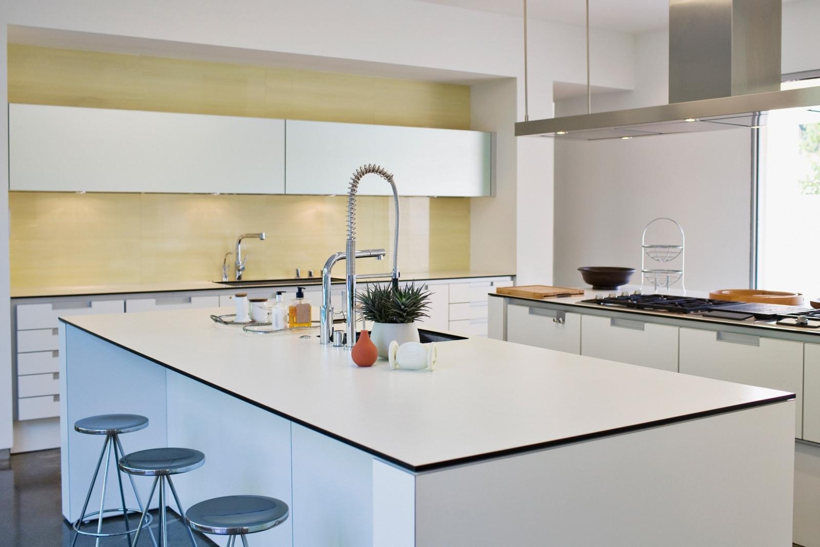 Keukenwerkbladen geschikte materialen en hun prijzen - Prijs kwarts werkblad ...