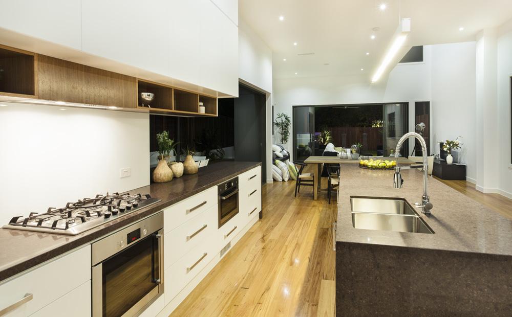 Beautiful Contemporary Kitchen Island Designs