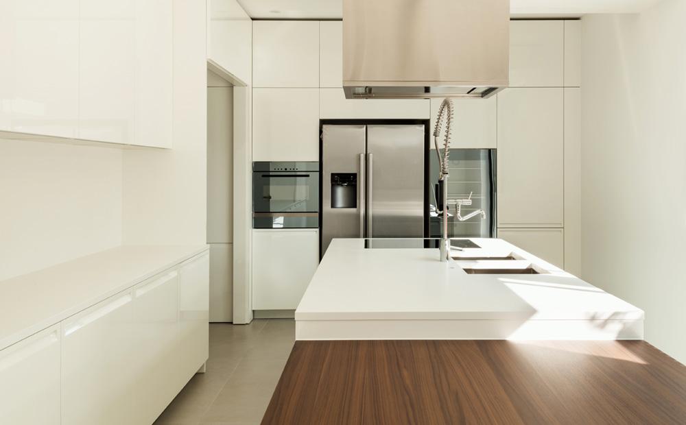 Keukens op maat inspiratie prijsadvies for Kleine keukens fotos