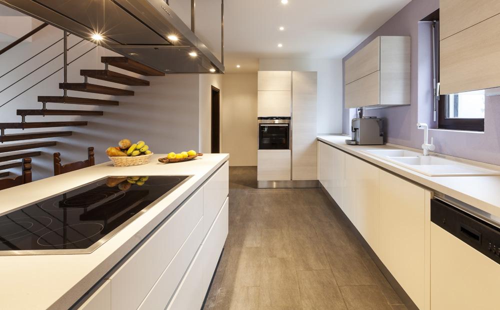 Keukeneiland maken inspiratie afmetingen tips - Keuken klein ontwerp ruimte ...