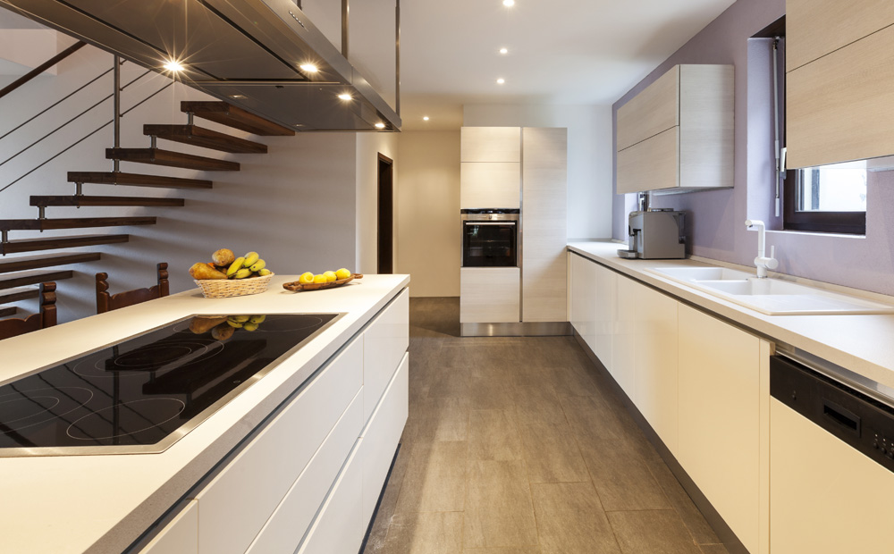 Keuken Bar Hoogte : Eiken keukeneiland met blauwsteen bartafel of keukentafel Keukens