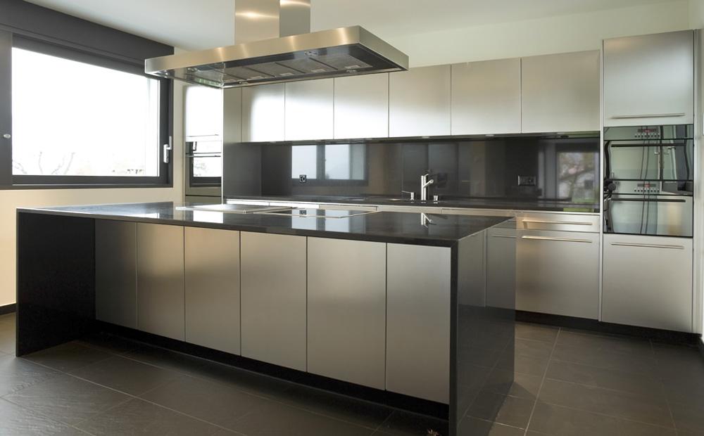 Keukeneiland maken inspiratie afmetingen tips - Hoe dicht een open keuken ...