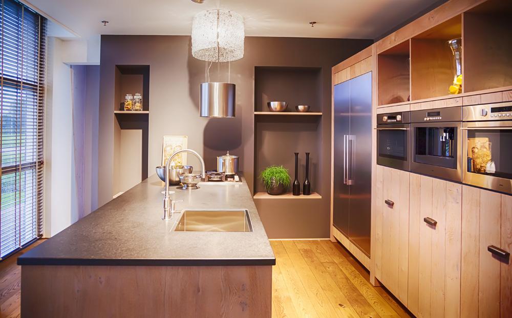 Landelijke keuken ontwerpen tips inspiratie for Landelijk interieur voorbeelden