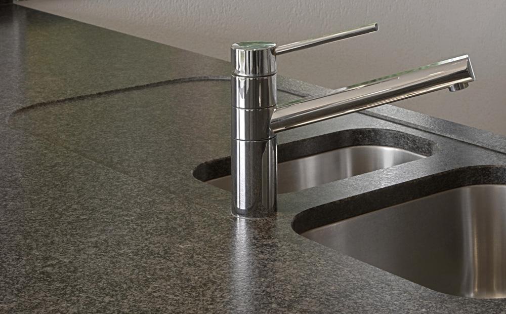 ... Graniet Keukenblad : Graniet werkblad in de keuken soorten voorbeelden