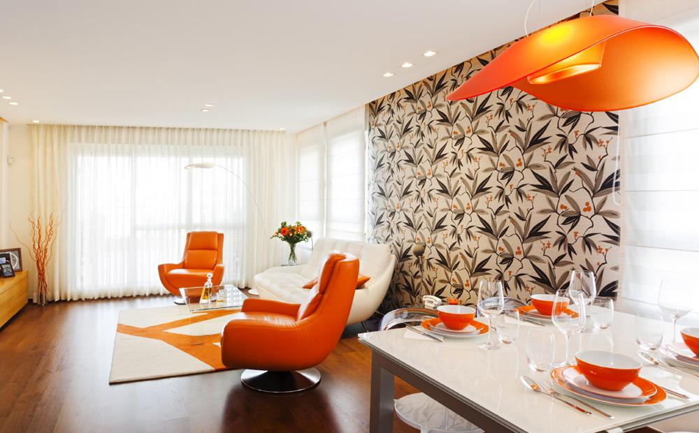 Modern Behangpapier Slaapkamer : Modern behangpapier slaapkamer in een ...