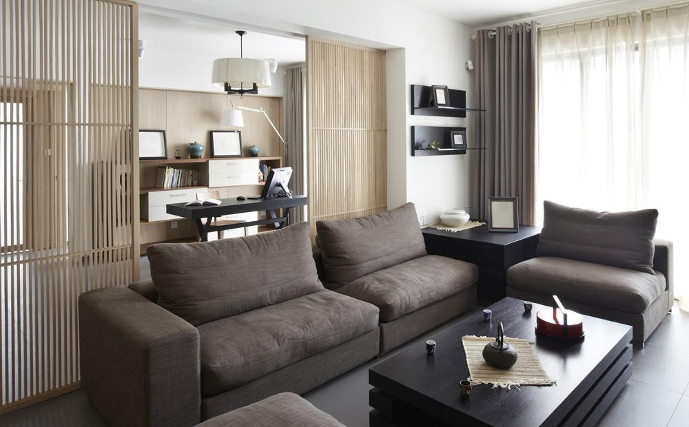 woonkamer donkere vloer : Interieur inspiratie landelijke verlichting ...