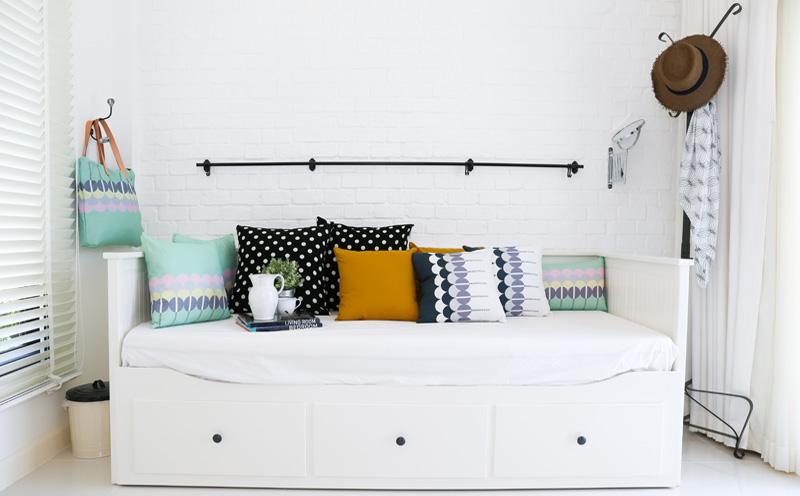 Kleine Kamer Inrichten Tips : TIP 3: Kies plaatsbesparende en ...