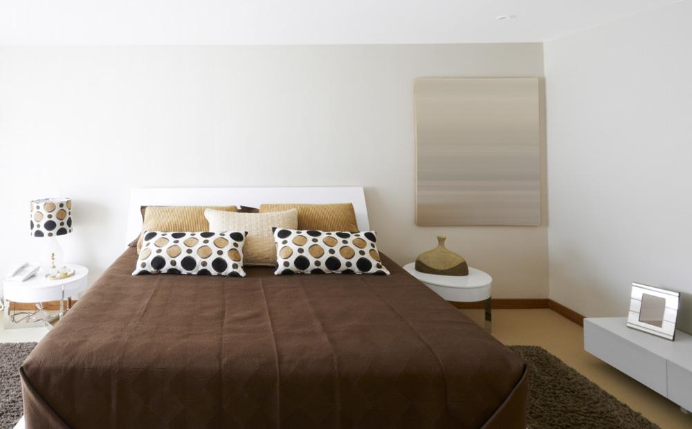 neutrale kleur slaapkamer