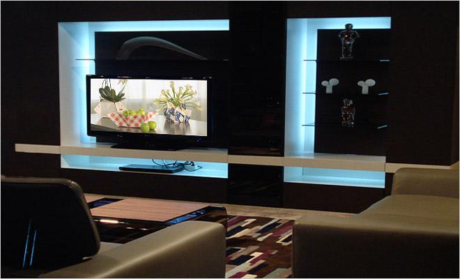 Home cinema inrichten tips voor je eigen filmzaal - Huidige kleur voor de kamer ...