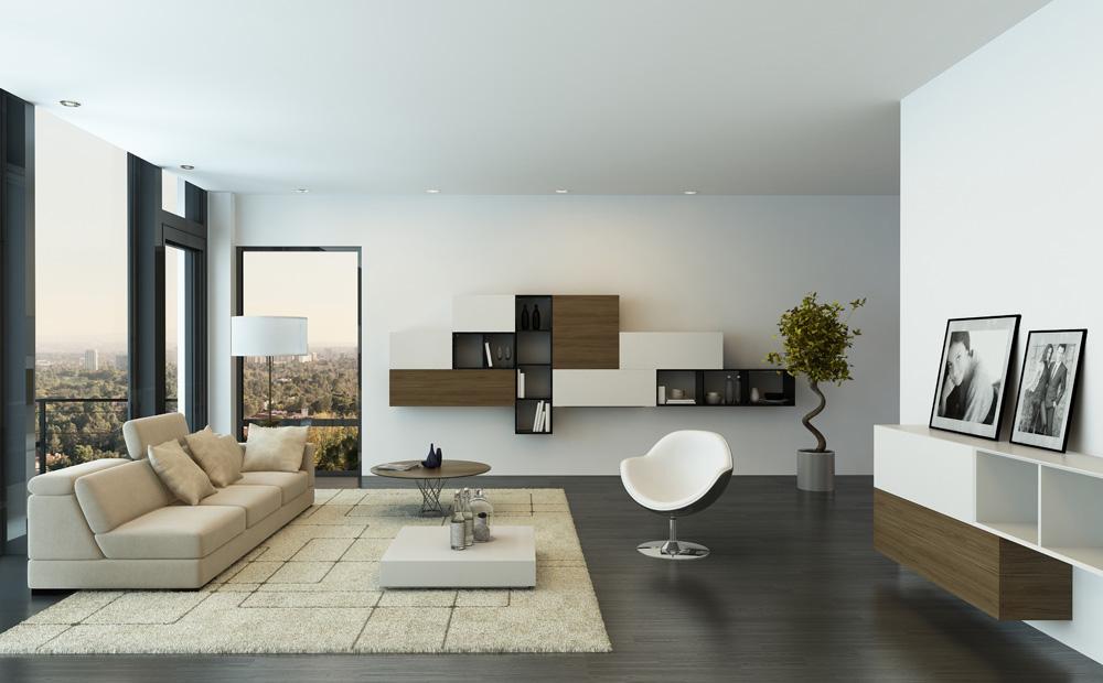 Awesome Schilderen Woonkamer Photos - House Design Ideas 2018 ...