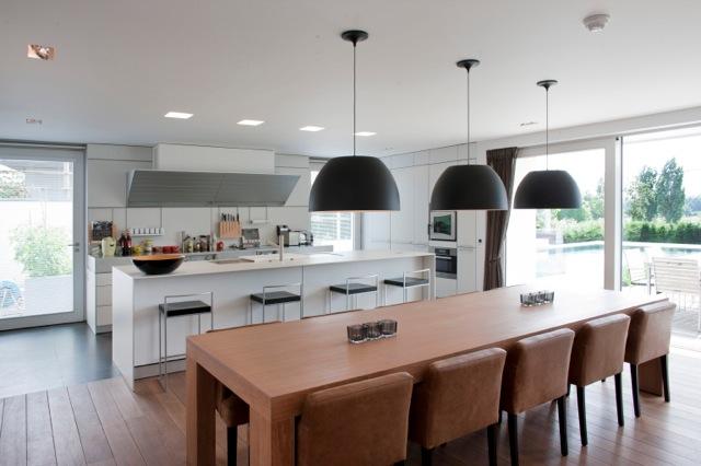 Keuken Nieuwbouw Hypotheek : 67kB, Inrichten moderne nieuwbouw villa – Moeskroen Binnenkijken