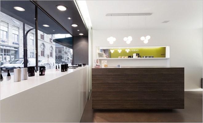 Schoonheidssalon inrichting schoonheidsinstituut sofie for Interieur decoratie winkels