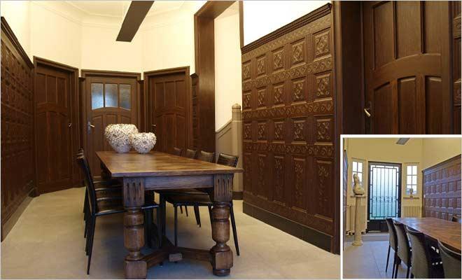 Klassieke villa inrichting met klassiek interieur for Klassiek interieur